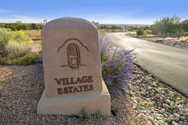 11 Sierra Dawn, Santa Fe, NM 87508 (MLS #202004368) :: Summit Group Real Estate Professionals