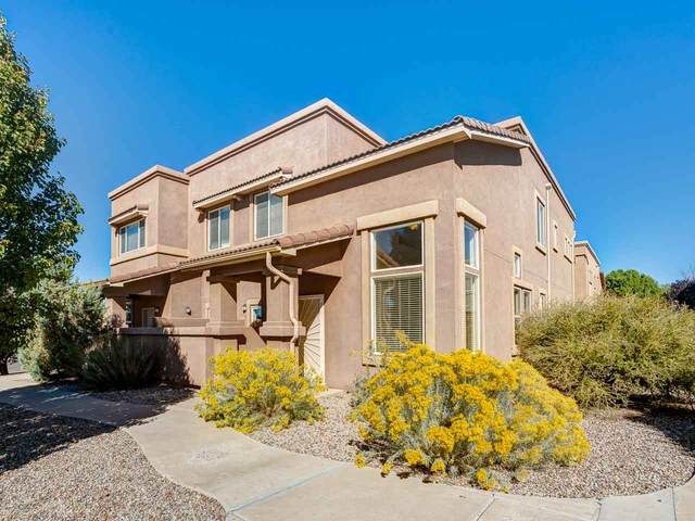 3417 Todos Santos A, Santa Fe, NM 87507 (MLS #202004372) :: Summit Group Real Estate Professionals