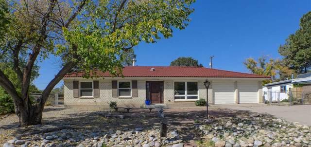 87 Chiquita Drive, Los Alamos, NM 87544 (MLS #202004386) :: Stephanie Hamilton Real Estate