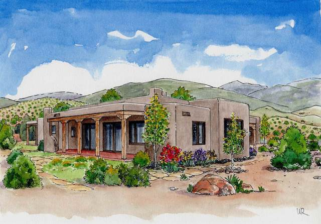 83 Colinas Del Sol, Lamy, NM 87540 (MLS #202004425) :: Summit Group Real Estate Professionals