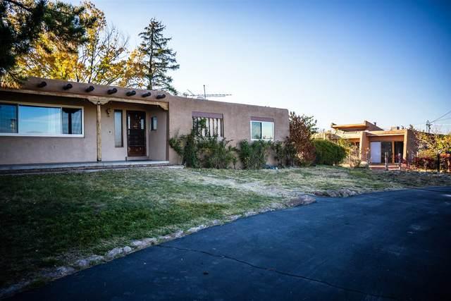 124 Monte Rey, Los Alamos, NM 87547 (MLS #202004466) :: Stephanie Hamilton Real Estate