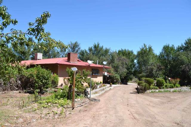 284 Co Rd 1, El Guache, NM 87537 (MLS #202004469) :: Summit Group Real Estate Professionals