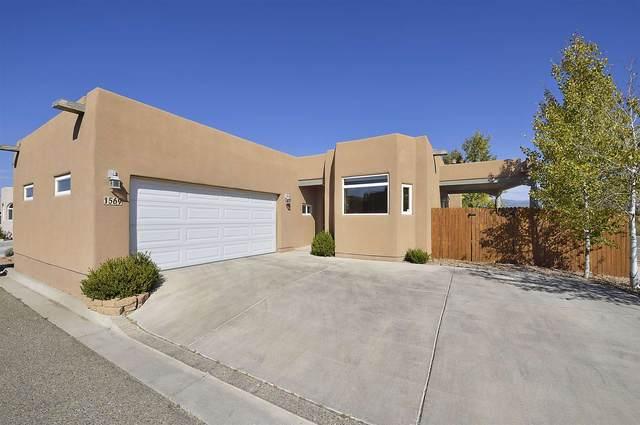 1569 Kokosori Ln, Santa Fe, NM 87507 (MLS #202004490) :: The Very Best of Santa Fe