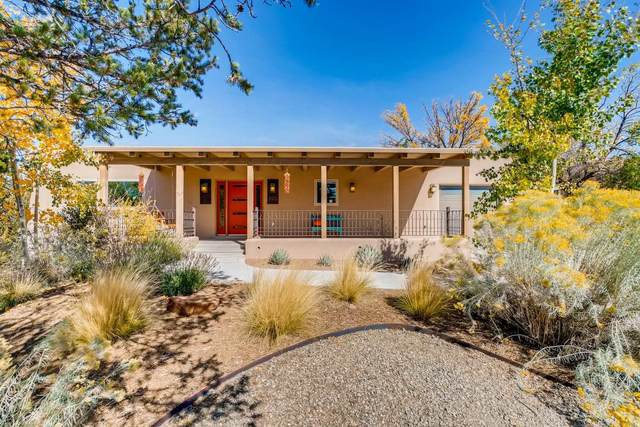 205 W Alicante, Santa Fe, NM 87505 (MLS #202004515) :: Summit Group Real Estate Professionals