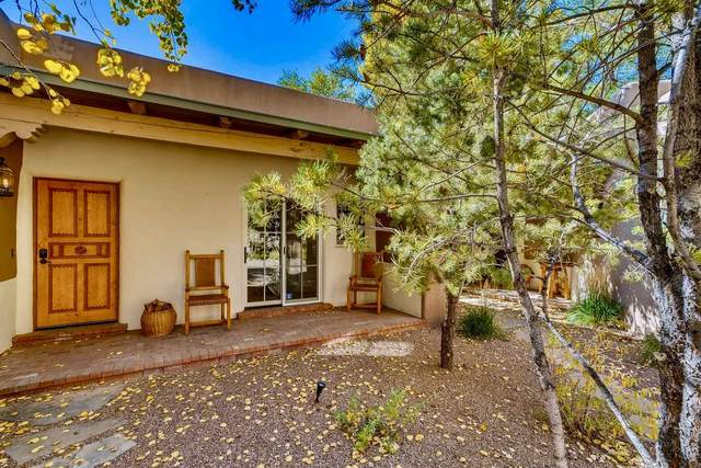 729 E Palace Ave. B, Santa Fe, NM 87501 (MLS #202004520) :: The Very Best of Santa Fe