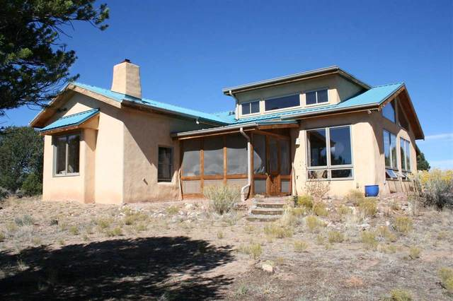 49 Kirk Lane, Carson, NM 87517 (MLS #202004522) :: Summit Group Real Estate Professionals