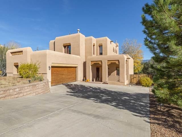 1747 Ridge Pointe Loop, Santa Fe, NM 87506 (MLS #202004557) :: Summit Group Real Estate Professionals