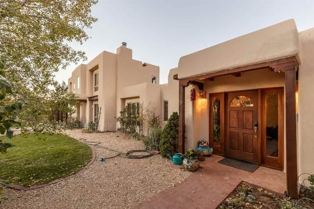 40 Camino De Verdad, Santa Fe, NM 87508 (MLS #202004559) :: Summit Group Real Estate Professionals