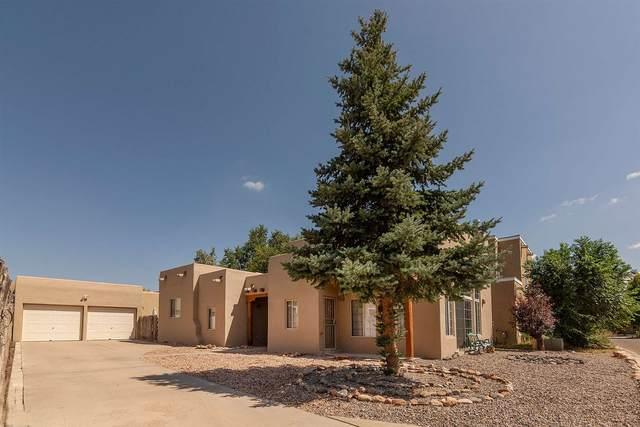 4267 Snow Bird, Santa Fe, NM 87507 (MLS #202004560) :: Stephanie Hamilton Real Estate