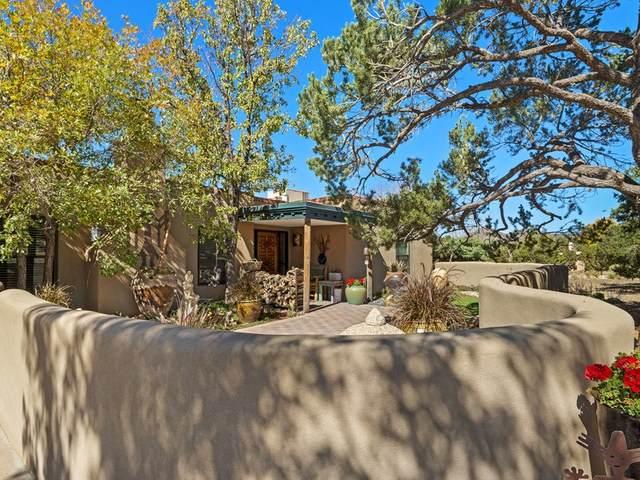 3 Conchas Loop, Santa Fe, NM 87508 (MLS #202004561) :: Summit Group Real Estate Professionals