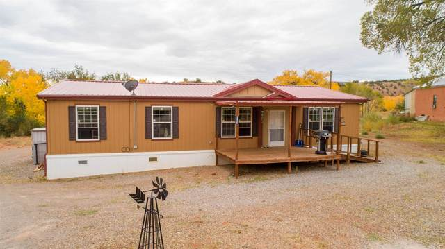 8029 Highway 4, Jemez Pueblo, NM 87024 (MLS #202004568) :: Summit Group Real Estate Professionals