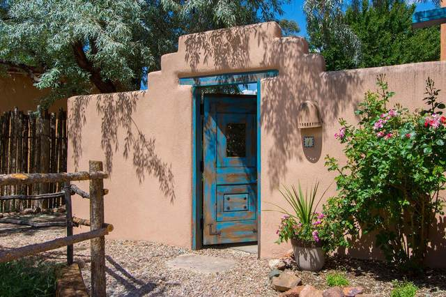244 Casados #1, Santa Fe, NM 87501 (MLS #202004578) :: Stephanie Hamilton Real Estate