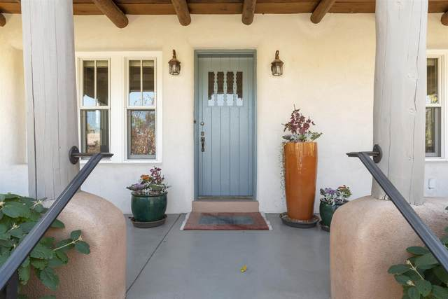 206 Anita Pl, Santa Fe, NM 87505 (MLS #202004580) :: Stephanie Hamilton Real Estate