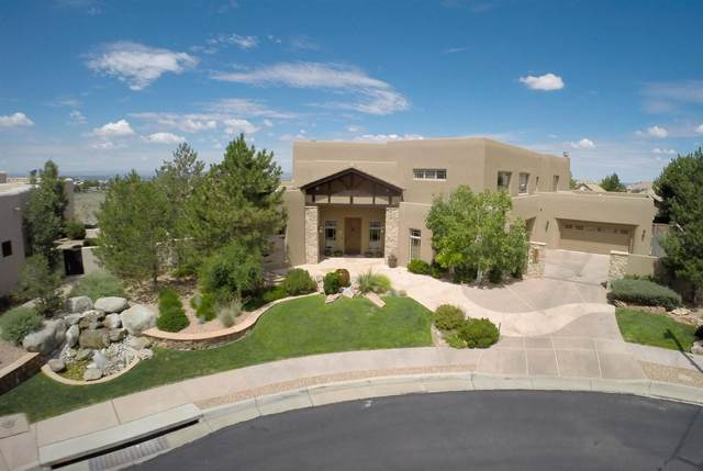 5301 NE High Canyon Trail, Albuquerque, NM 87111 (MLS #202004582) :: Summit Group Real Estate Professionals
