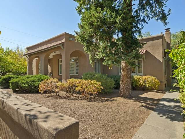 728 Don Gaspar, Santa Fe, NM 87505 (MLS #202004590) :: Stephanie Hamilton Real Estate