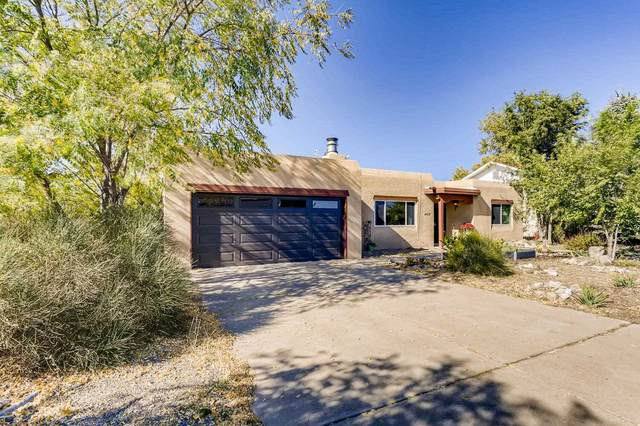 6411 Vooscane Avenue, Cochiti Lake, NM 87083 (MLS #202004591) :: The Very Best of Santa Fe