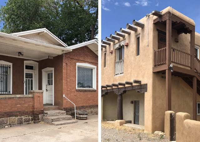 320 Garfield St., Santa Fe, NM 87501 (MLS #202004598) :: Summit Group Real Estate Professionals