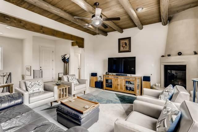 61 Via Summa, Santa Fe, NM 87507 (MLS #202004602) :: Stephanie Hamilton Real Estate