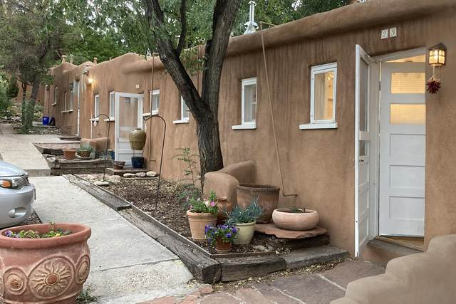 634 Garcia Street # 23, Santa Fe, NM 87505 (MLS #202004603) :: Stephanie Hamilton Real Estate