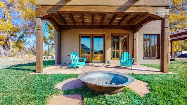 23 - 1 Rancho Acequias, Bosque De Abiquiu, Abiquiu, NM 87510 (MLS #202004606) :: Berkshire Hathaway HomeServices Santa Fe Real Estate