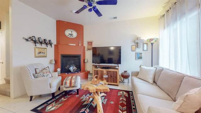 29 Johnson Mesa, Santa Fe, NM 87508 (MLS #202004613) :: Summit Group Real Estate Professionals