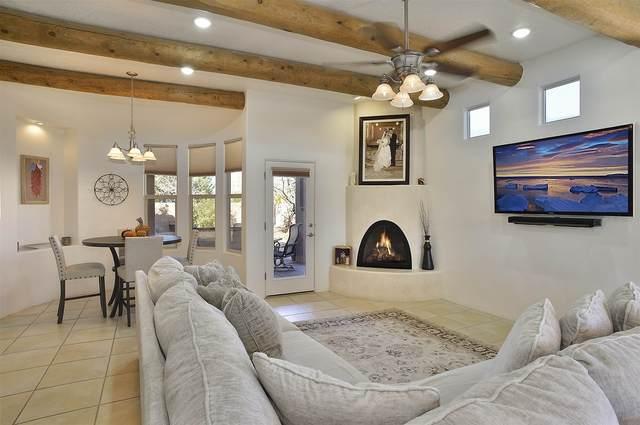 56 Johnson Mesa, Santa Fe, NM 87508 (MLS #202004619) :: Summit Group Real Estate Professionals