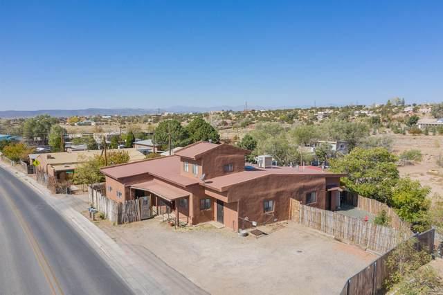 3561 Agua Fria St, Santa Fe, NM 87507 (MLS #202004628) :: Summit Group Real Estate Professionals