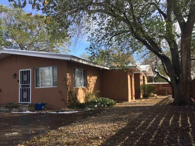 1924 Quapaw, Santa Fe, NM 87505 (MLS #202004633) :: The Very Best of Santa Fe