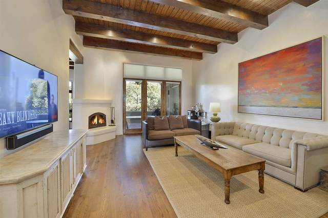 1519 Bent Hill, Santa Fe, NM 87501 (MLS #202004637) :: Summit Group Real Estate Professionals