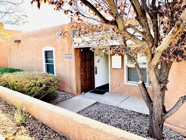 1446 S Saint Francis Drive, Santa Fe, NM 87505 (MLS #202004638) :: Stephanie Hamilton Real Estate
