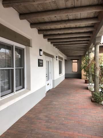 200 West Devargas Unit 8, Santa Fe, NM 87501 (MLS #202004653) :: Summit Group Real Estate Professionals