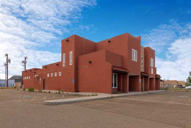 7502 Mallard Way B, Santa Fe, NM 87507 (MLS #202004657) :: Stephanie Hamilton Real Estate