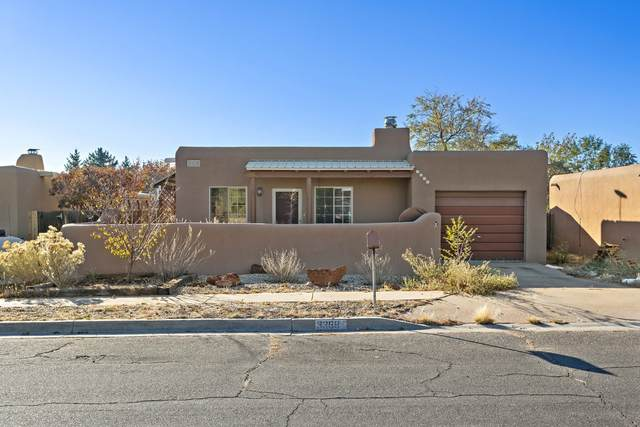 3369 La Avenida De San Marcos, Santa Fe, NM 87507 (MLS #202004658) :: Stephanie Hamilton Real Estate