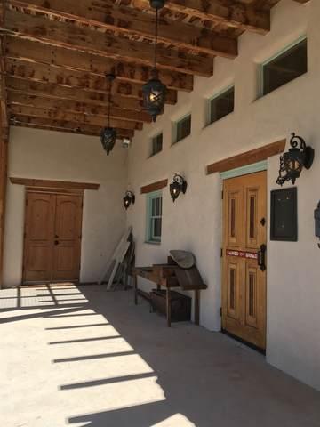 1722 State Road 76, Truchas, NM 87578 (MLS #202004684) :: The Very Best of Santa Fe