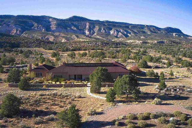 Rancho Azul 155 Mesa Prieta Road, Youngsville, NM 87064 (MLS #202004688) :: Berkshire Hathaway HomeServices Santa Fe Real Estate