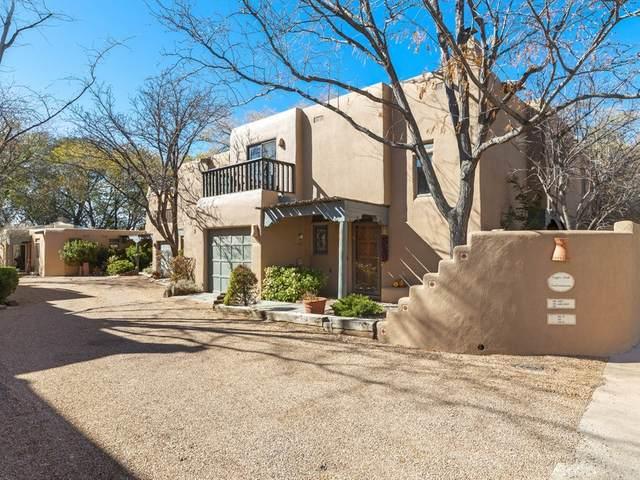 608 Griffin Street, Santa Fe, NM 87501 (MLS #202004722) :: Stephanie Hamilton Real Estate