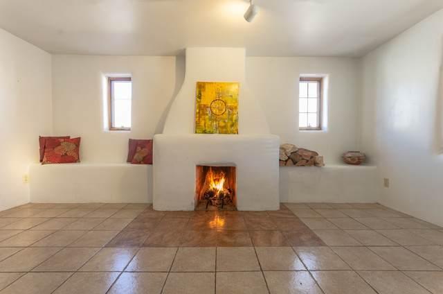 224 N Guadalupe St, Santa Fe, NM 87501 (MLS #202004729) :: Berkshire Hathaway HomeServices Santa Fe Real Estate