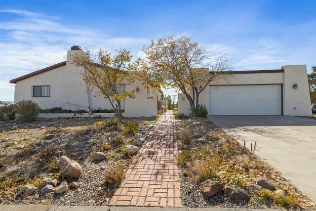 6525 Tsetyat, Cochiti Lake, NM 87083 (MLS #202004740) :: The Very Best of Santa Fe