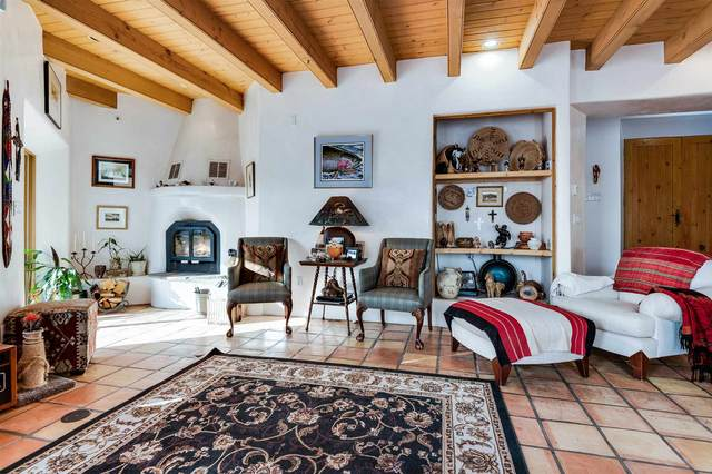 54 Don Jose Loop, Santa Fe, NM 87508 (MLS #202004774) :: Summit Group Real Estate Professionals