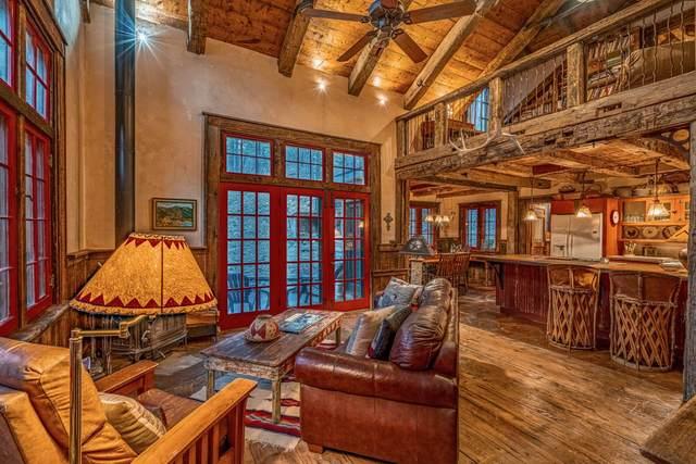 254 Pacheco Canyon, Santa Fe, NM 87506 (MLS #202004776) :: The Very Best of Santa Fe