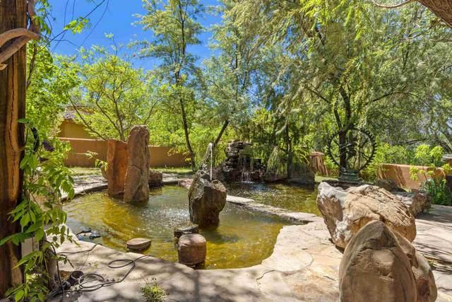 14 Destierro Trail, Santa Fe, NM 87506 (MLS #202004815) :: The Very Best of Santa Fe