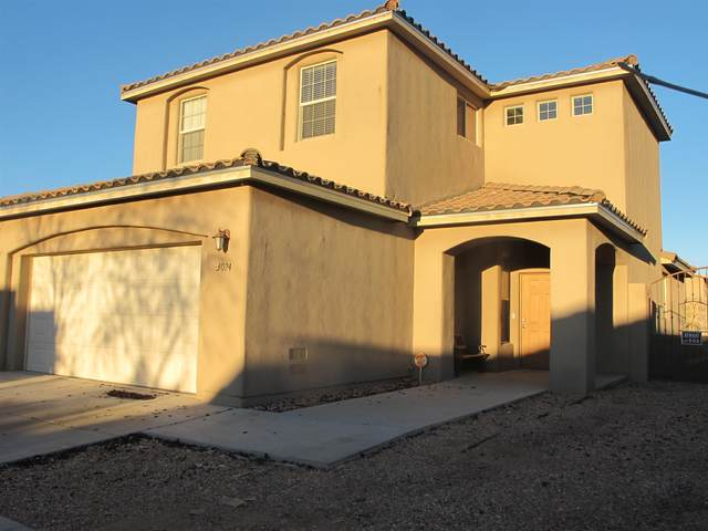 3024 Calle Nueva Vista, Santa Fe, NM 87507 (MLS #202004827) :: Summit Group Real Estate Professionals