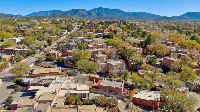 120 Kearney Ave. Units A And B, Santa Fe, NM 87501 (MLS #202004856) :: Berkshire Hathaway HomeServices Santa Fe Real Estate
