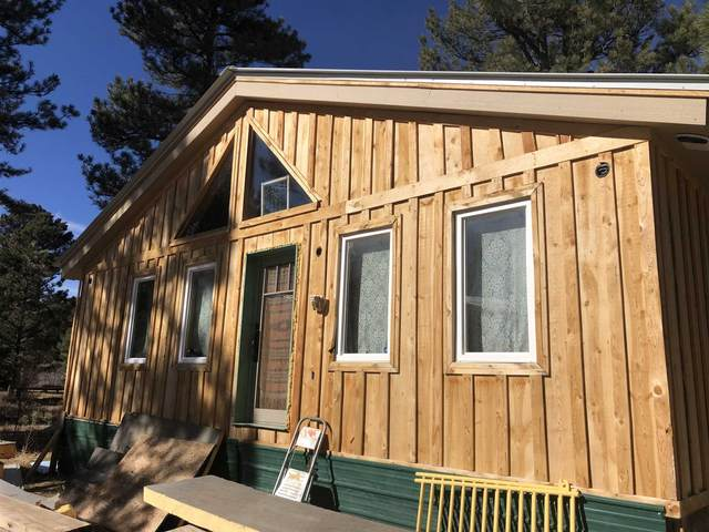 551 W 7th Street, Chama, NM 87520 (MLS #202004929) :: Berkshire Hathaway HomeServices Santa Fe Real Estate