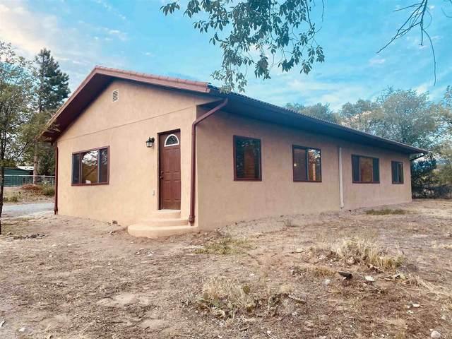 416 B County Road 87, Chimayo, NM 87522 (MLS #202004936) :: The Very Best of Santa Fe