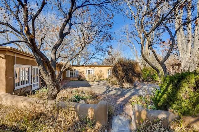 15 Camino Ancon 2 & 3, Santa Fe, NM 87506 (MLS #202004944) :: The Very Best of Santa Fe