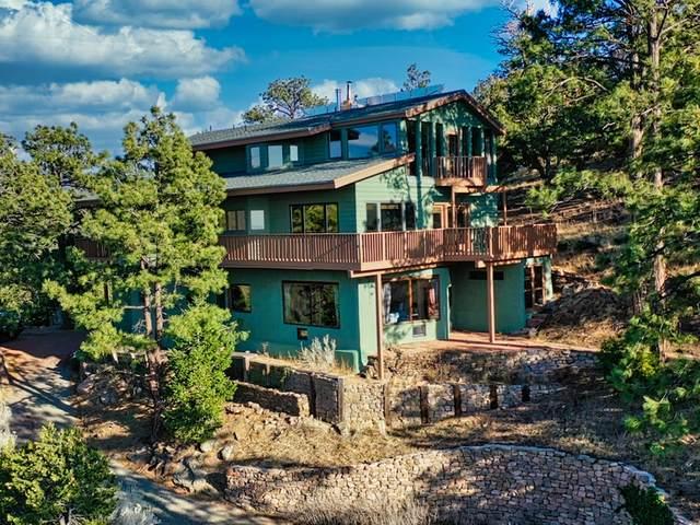 25 Mountain Top Road, Santa Fe, NM 87505 (MLS #202004953) :: The Very Best of Santa Fe