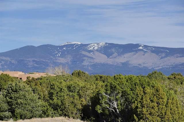 11 Koshari Lot 735, Santa Fe, NM 87506 (MLS #202004961) :: Berkshire Hathaway HomeServices Santa Fe Real Estate