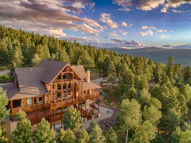 38 Vail Loop, Angel Fire, NM 87710 (MLS #202004986) :: The Very Best of Santa Fe