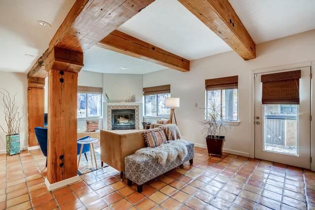 132 Romero Street, 22, Santa Fe, NM 87501 (MLS #202005015) :: Summit Group Real Estate Professionals